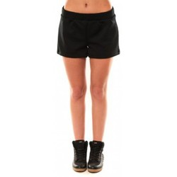 Abbigliamento Donna Shorts / Bermuda Coquelicot Short CQTW14617 Noir Nero