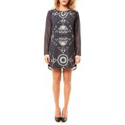 Abbigliamento Donna Tuniche Coquelicot Tunique CQTW14206 Noir Nero