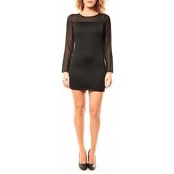 Abbigliamento Donna Tuniche Coquelicot Tunique CQTW14223 Noir Nero