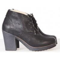 Scarpe Donna Tronchetti Koah Low Boots BESS Noires Nero