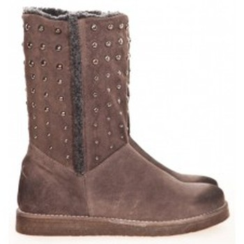 Scarpe Donna Stivaletti Meline Boots NL 80  Marron Marrone