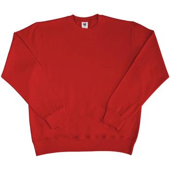 Abbigliamento Uomo Felpe Sg SG20 Rosso