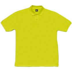Abbigliamento Uomo T-shirt maniche corte Sg SG50 Verde lime