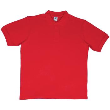 Abbigliamento Uomo T-shirt maniche corte Sg SG50 Rosso