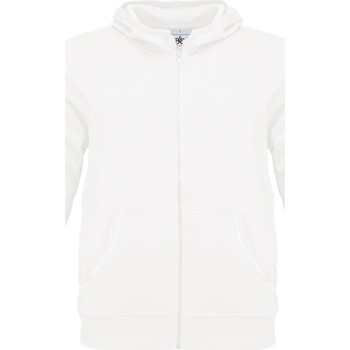 Abbigliamento Uomo Felpe B And C WM645 Bianco