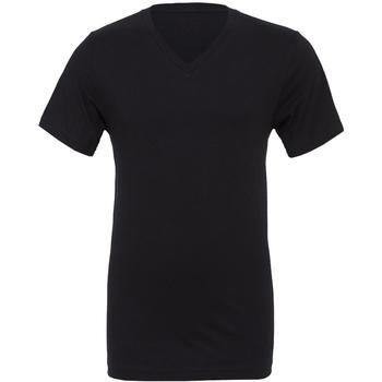 Abbigliamento Uomo T-shirt maniche corte Bella + Canvas CA3005 Nero