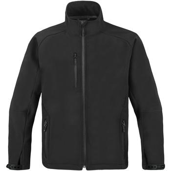 Abbigliamento Uomo giacca a vento Stormtech BXL-3 Nero