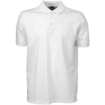 Abbigliamento Uomo Polo maniche corte Tee Jays TJ1405 Bianco