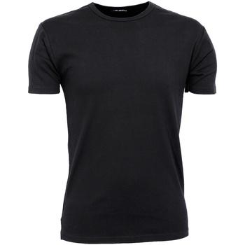 Abbigliamento Uomo T-shirt maniche corte Tee Jays TJ520 Nero
