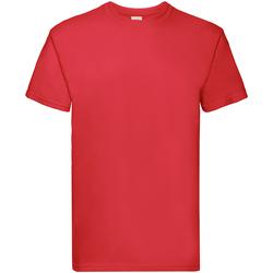 Abbigliamento Bambino T-shirt maniche corte Fruit Of The Loom 61044 Rosso