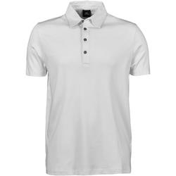 Abbigliamento Uomo Polo maniche corte Tee Jays TJ1440 Bianco