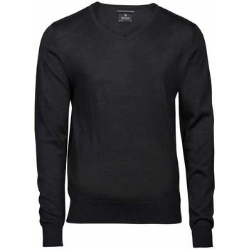 Abbigliamento Uomo Maglioni Tee Jays TJ6001 Nero