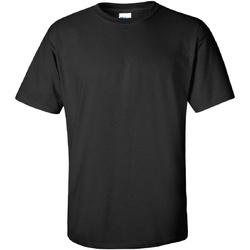 Abbigliamento Uomo T-shirt maniche corte Gildan Ultra Nero
