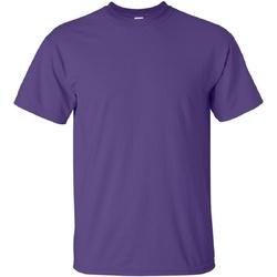 Abbigliamento Uomo T-shirt maniche corte Gildan Ultra Viola