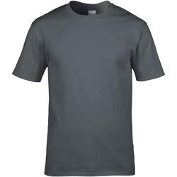 Abbigliamento Uomo T-shirt maniche corte Gildan 4100 Carbone