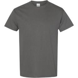 Abbigliamento Uomo T-shirt maniche corte Gildan Heavy Carbone