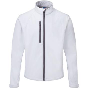 Abbigliamento Uomo giacca a vento Russell 140M Bianco
