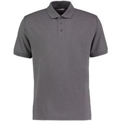 Abbigliamento Uomo Polo maniche corte Kustom Kit KK403 Carbone