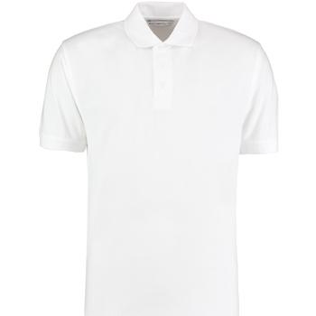 Abbigliamento Uomo Polo maniche corte Kustom Kit KK403 Bianco
