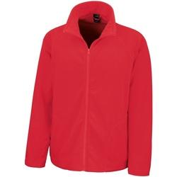Abbigliamento Uomo Felpe in pile Result R114X Rosso
