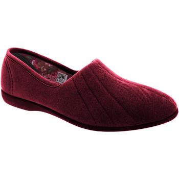 Scarpe Donna Pantofole Gbs  Bordeaux