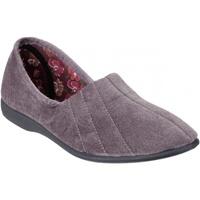 Scarpe Donna Pantofole Gbs  Grigio