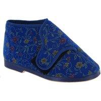 Scarpe Donna Pantofole Gbs BELLA Blu