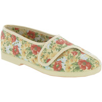 Scarpe Donna Pantofole Gbs WENDY SLIPPER Beige