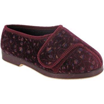 Scarpe Donna Pantofole Gbs NOLA Vino rosso