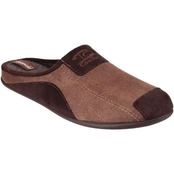Scarpe Uomo Pantofole Cotswold  Marrone