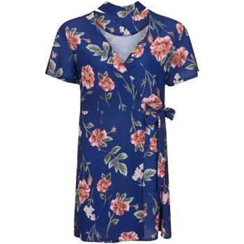 Abbigliamento Donna Abiti corti Girls On Film  Blu navy