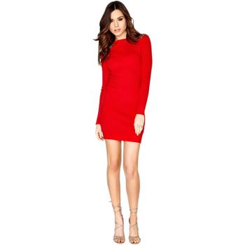 Abbigliamento Donna Abiti corti Girls On Film  Rosso