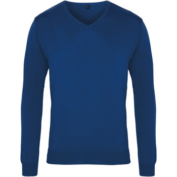 Abbigliamento Uomo Maglioni Premier PR694 Blu reale