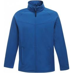 Abbigliamento Uomo giacca a vento Regatta Uproar Blu Oxford