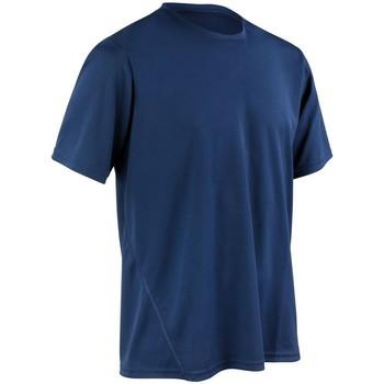 Abbigliamento Uomo T-shirt maniche corte Spiro S253M Blu navy