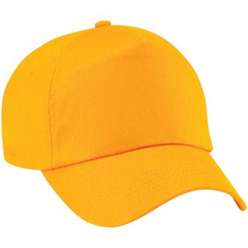 Accessori Cappellini Beechfield B10 Giallo oro