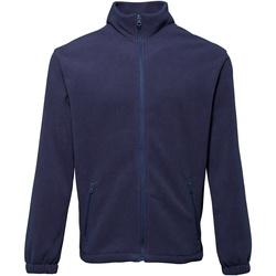 Abbigliamento Uomo Felpe in pile 2786 TS014 Blu navy