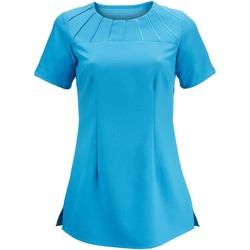Abbigliamento Donna Tuniche Alexandra AX002 Pavone