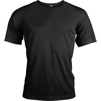 Abbigliamento Uomo T-shirt maniche corte Kariban Proact PA438 Nero