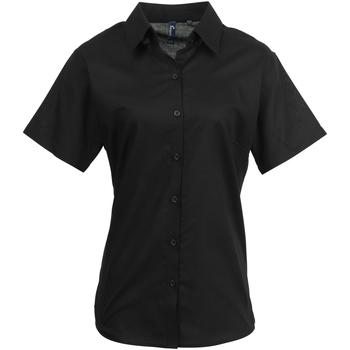 Abbigliamento Donna Camicie Premier PR336 Nero