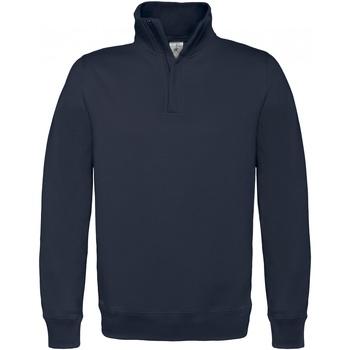 Abbigliamento Uomo Felpe in pile B And C ID.004 Blu navy