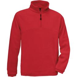 Abbigliamento Uomo Felpe in pile B And C Highlander Rosso