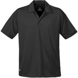 Abbigliamento Uomo Polo maniche corte Stormtech ST669 Nero
