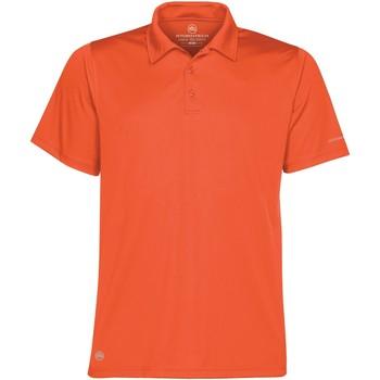 Abbigliamento Uomo Polo maniche corte Stormtech ST669 Arancio