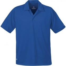 Abbigliamento Uomo Polo maniche corte Stormtech ST669 Blu reale