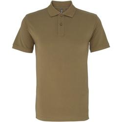 Abbigliamento Uomo Polo maniche corte Asquith & Fox AQ010 Polvere
