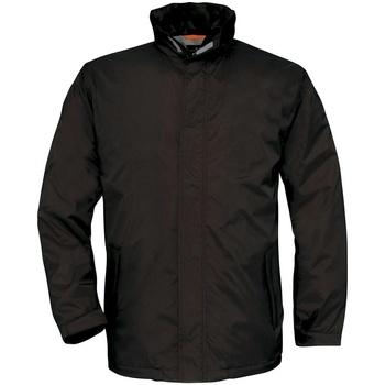 Abbigliamento Uomo giacca a vento B And C BA675 Nero