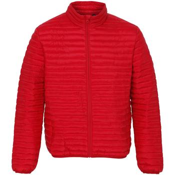 Abbigliamento Uomo Piumini 2786 TS018 Rosso