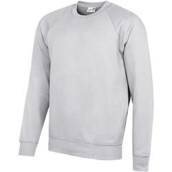 Abbigliamento Uomo Felpe Awdis AC001 Grigio