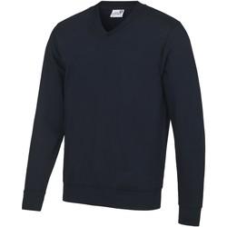 Abbigliamento Uomo Maglioni Awdis AC003 Blu navy